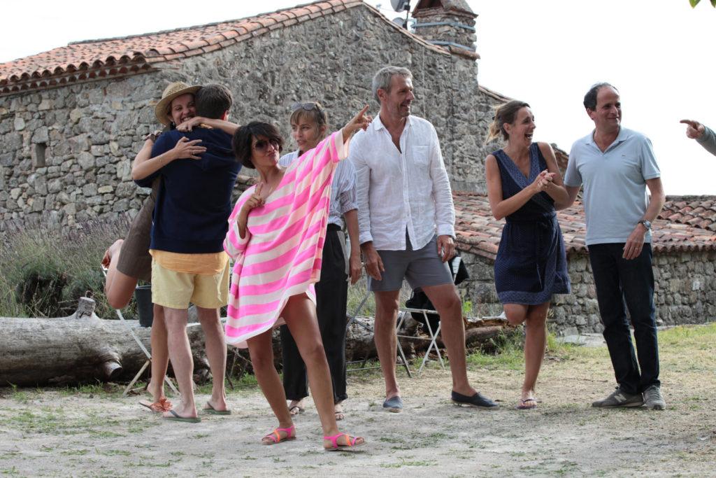 Photo des acteurs du film : Florence Foresti, Franck Dubosc, Guillaume De Tonquédec, Lambert Wilson, Lionel Abelanski