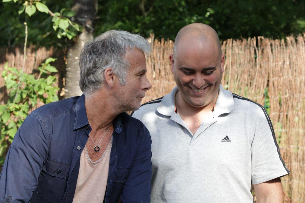Photo Franck Dubosc, Jérôme Commandeur