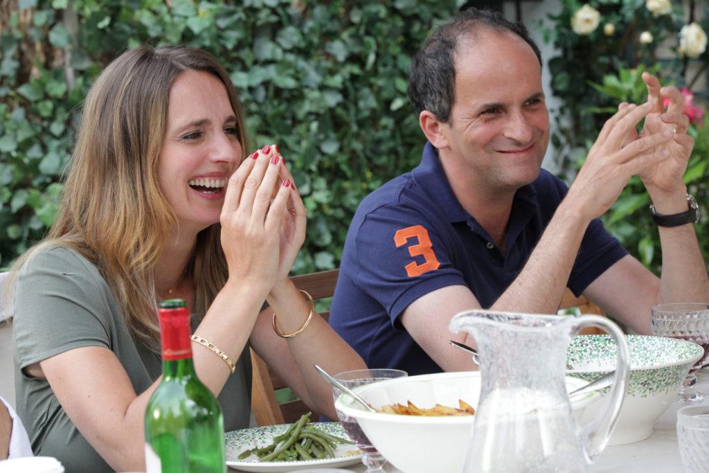 Photo Valérie Crouzet et Lionel Abelanski